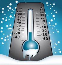 Экстремальные температуры. Холод.