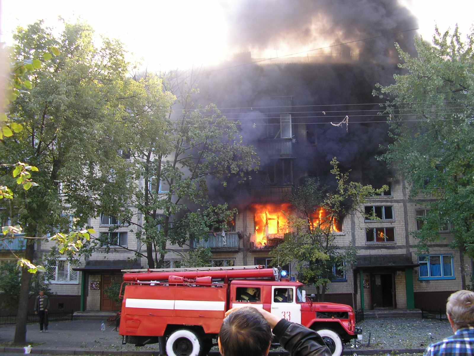 Комплексная тренировка с участием комиссии по предупреждению и ликвидации ЧС и обеспечения пожарной безопасности Калининского района Санкт-Петербурга