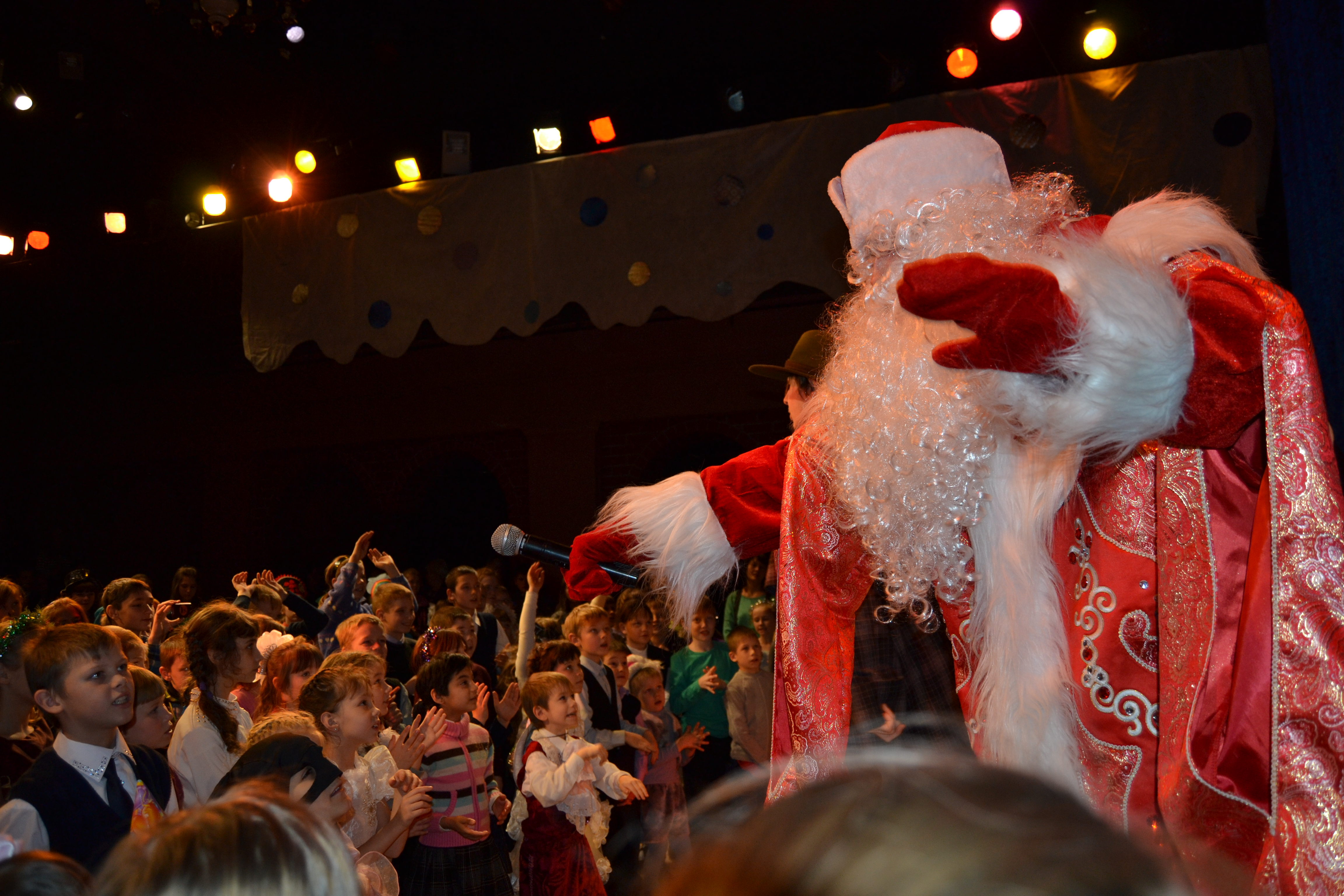 Объявляется сбор новогодних подарков