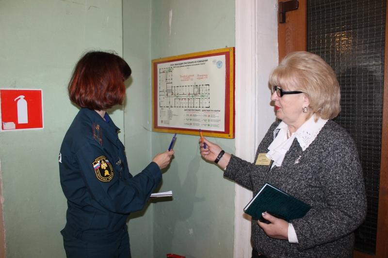 О соблюдении правил пожарной безопасности на избирательных участках