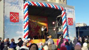 """Уличный праздник, посвящённый празднованию """"Победного мая"""" @ Сквер у памятника Летчикам Краснознаменной Балтики"""