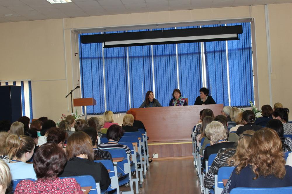 5 апреля в управлении ПФР в Калининском районе состоялась встреча с заместителем прокурора района