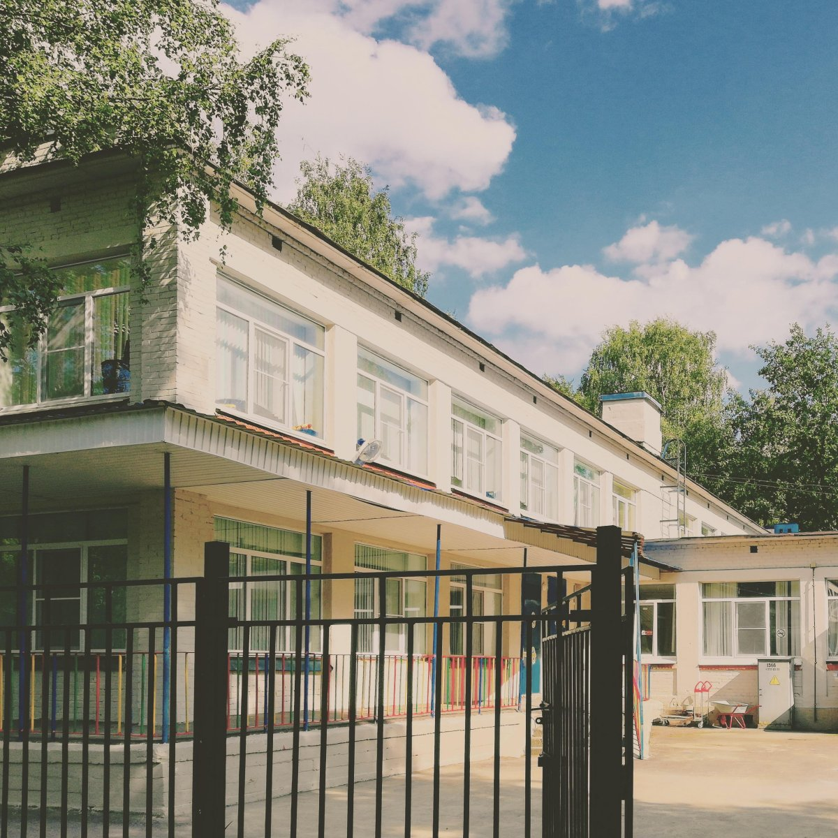 Детскому саду №36 исполнилось 55 лет