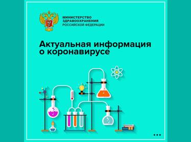 Актуальная информация о коронавирусе