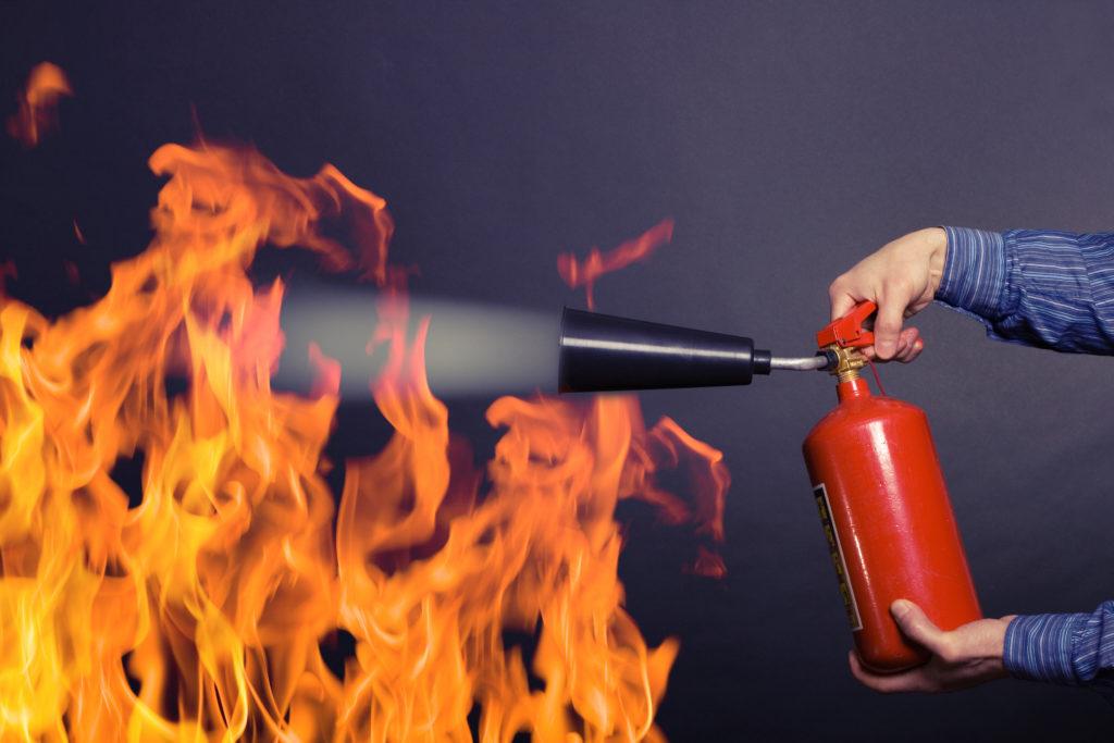 Обращение начальника ОНДПР Калининского района –  «Умение пользоваться огнетушителем – залог вашей безопасности!»