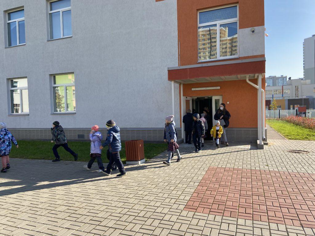 В Калининском районе прошли первые мероприятия в рамках Месячника гражданской обороны!